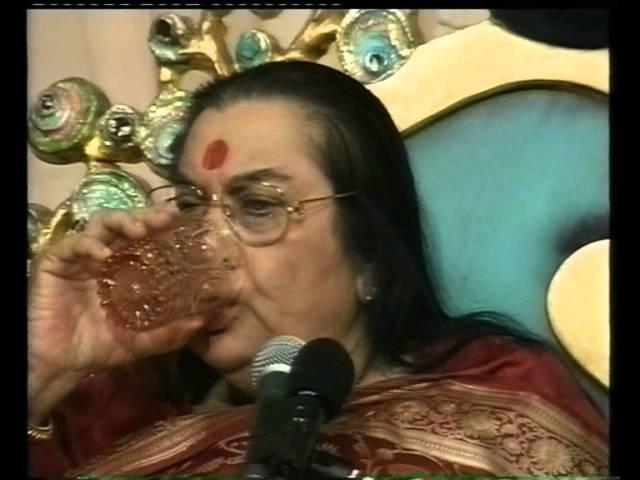 Пуджа Гуру /2001/ - Лекция Шри Матаджи