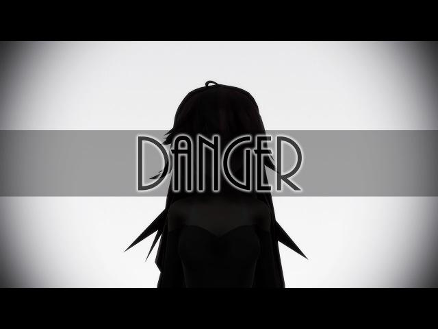 [MMD] - Danger MEME LIGHT WARNING