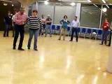 Roland Doucet - Intermediate Cajun Dance 7