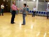 Roland Doucet - Intermediate Cajun Dance 5