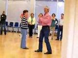 Roland Doucet - Intermediate Cajun Dance 3