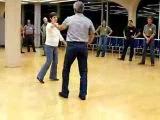 Roland Doucet - Intermediate Cajun Dance 2