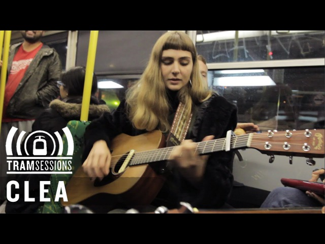 Clea - Bright Blue | Tram Sessions