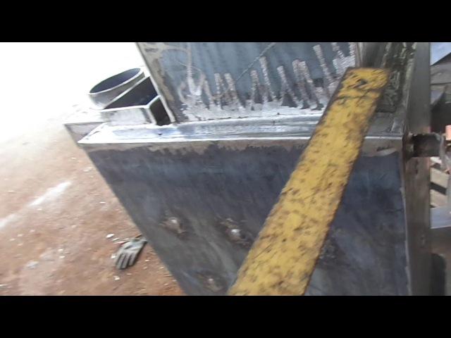 как сделать Идеальный КОТЕЛ на твердом топливе. 15 кВт., котел Холмова