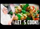 ✿ LET`S COOK ✿ Куриная грудка с моцареллой помидором и базиликом ♥