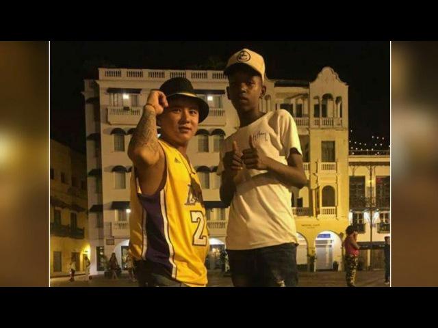 Freestyle 2 Jhonxito Jorday El Mundo sorprendido con estos talentos Colombianos Rap HipHop