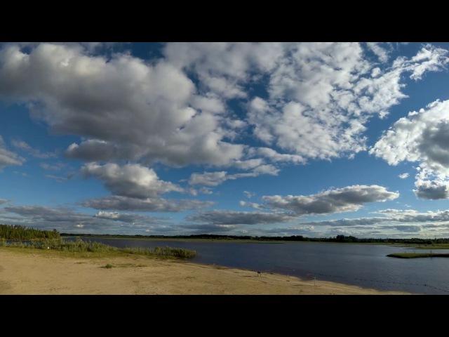 Пляж Лангепаса