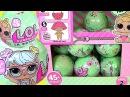 Видео для Детей LOL Baby Dolls Series 2 Lil Sisters Пупсики Куклы Игрушки Меняющие Цвет