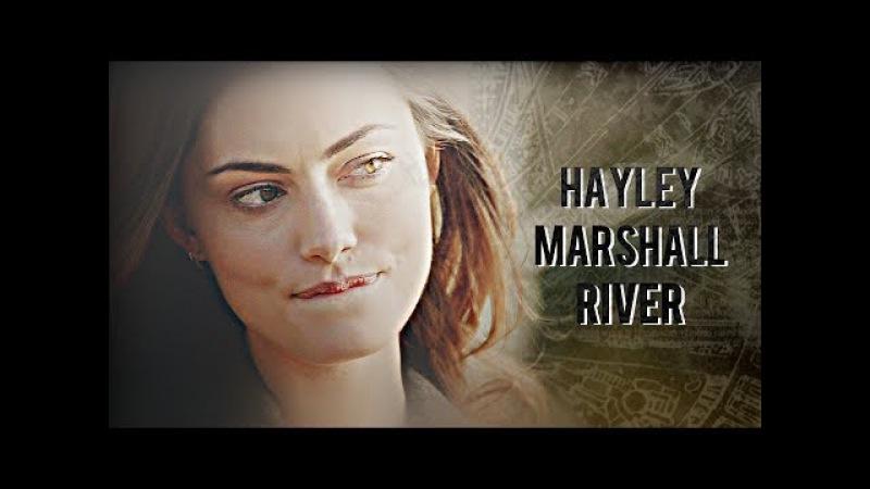 Hayley Marshall ✗ River [HBD Fatma]