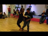 Jefferson Dadinho and Anna Vozhevskaia - demo DIZC 2016