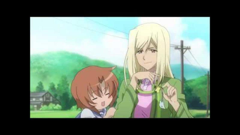 Higurashi no naku koro ni rei - Rena in love