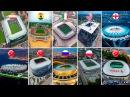 Топ 10 лучших стадионов 2016 года в мире/ Top 10 best stadiums in the world 2016