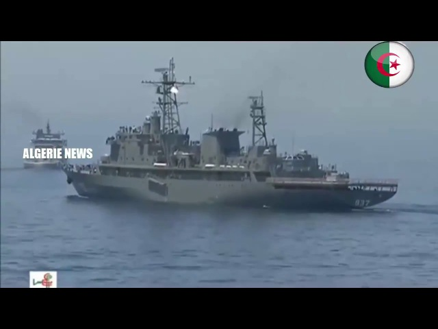 L'Algérie puissance méditerranéenne montante