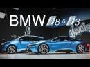 TWIN Matte BMW i8 AND i3 Lexani Wheels West Coast Customs