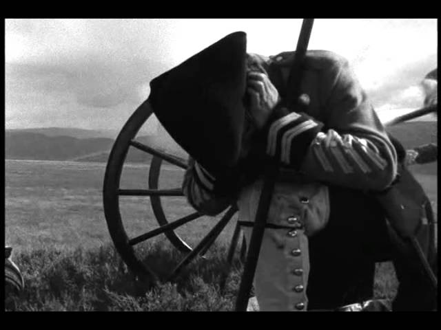 Каллоден Culloden Великобритания 1964 с русскими субтитрами