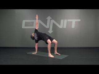 Bodyweight Tripod Extension Exercise