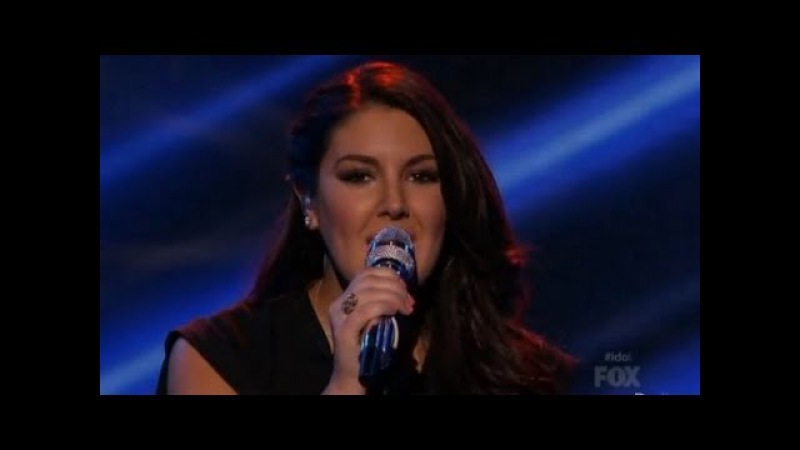 Kree Harrison - A Whiter Shade of Pale - Studio Version - American Idol 2013 - Top 4