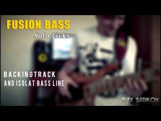 Fusion Bass Licks