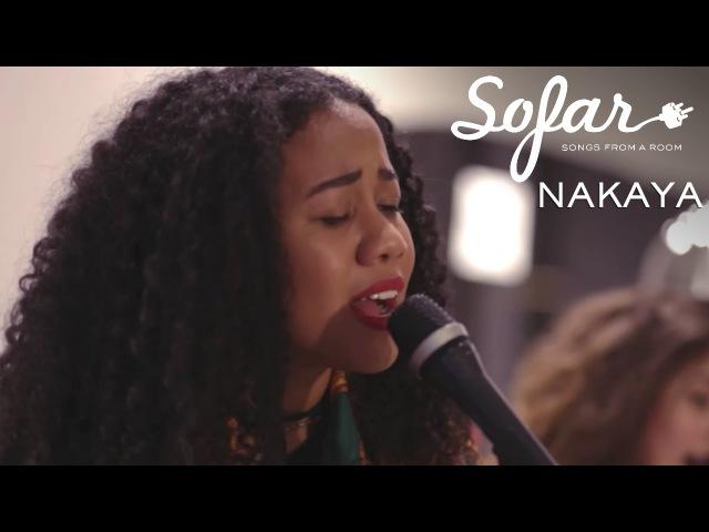 NAKAYA - Love Song | Sofar New York