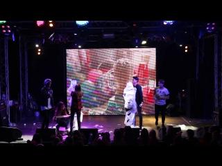 Конкурс 1 - asian night: new year k-pop party 2016