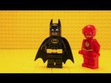LEGO Batman meets CW Superheroes Promo (HD)