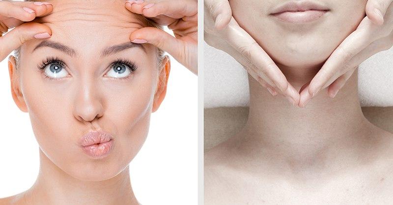 Убираем морщины с лица! Массаж для лица от остеопата Александра Смирнова