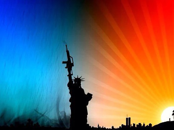 Где Америка - там война