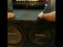 Студия автозвука Doberman Sound в Махачкале. Alphard hannibal X15 двойной