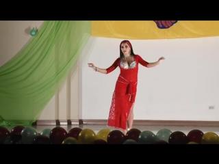 Rakhmatullina Elvina baladi 1 st place Russia 2014 9044
