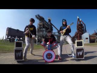 На детских инстуменатах сыграли недетскую песню (VHS Video)