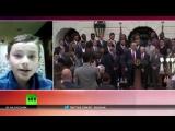 «Хочу стать послом доброй воли»: школьник из США намерен наладить диалог между Трампом и Путиным