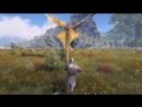 Новое видео Dark and Light демонстрирует приручение и полет на драконе