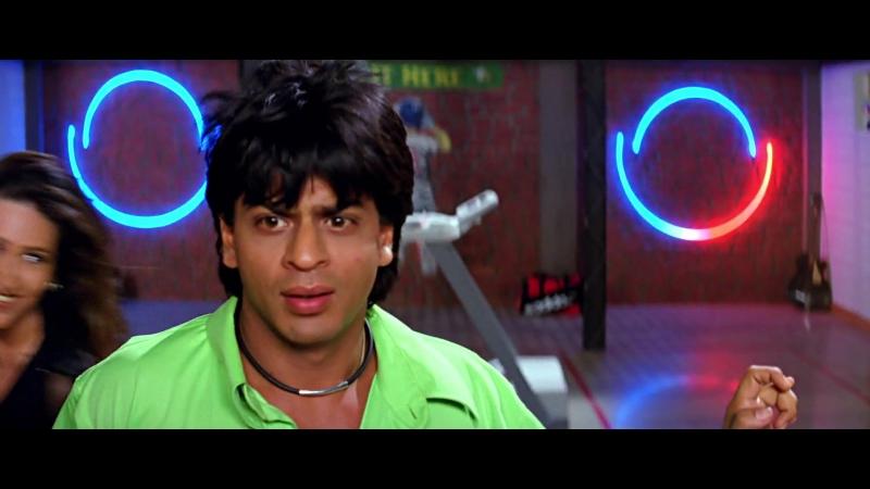 ♫Сумасшедшее сердце / Dil To Pagal Hai - Bholi Si Surat ♫ Шахрукх Кхан,Каришма Капур и Мадхури Диксит (Retro Bollywood)