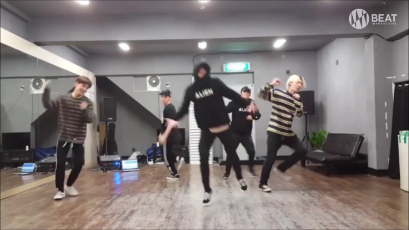[Replay] H.O.T - 캔디(Candy) Dance practice 1일차 (by A.C.E 에이스)