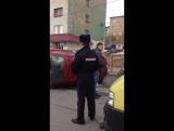 Авария в Мурманске на улице Гагарина