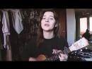 красивая милая девушка классно шикарно спела кавер,красивый голос,помвсети,у девочки талант [360]