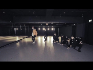 1Million dance studio LuHan - Roleplay | Dance Practice