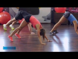 Интенсивная жиросжигающая тренировка