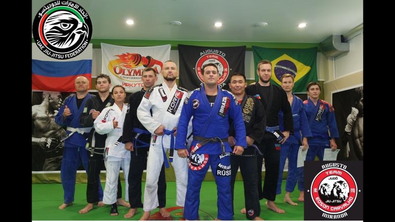 Augusto Miranda team Carvalho