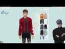 MMD 「Killing Stalking」 Sims 4 SANGWOO YOONBUM