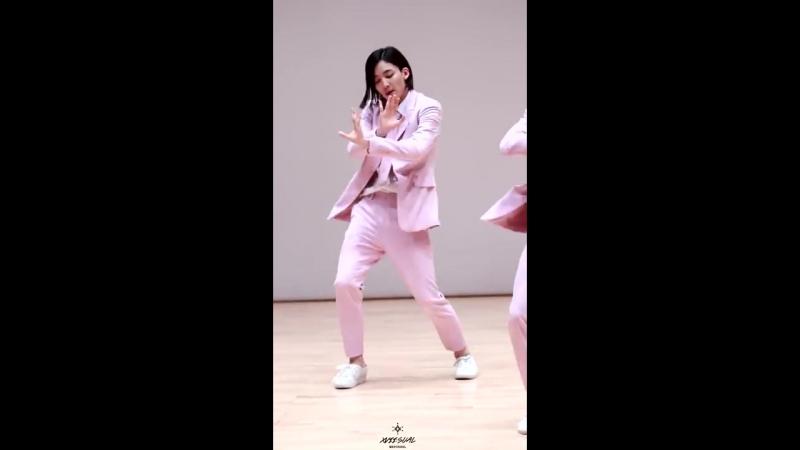 160605 doc와 춤을, 정한ver