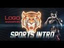 Quick Action: Sports Intro Logo Template After Effects