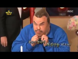 Джэк Блэк в японском шоу
