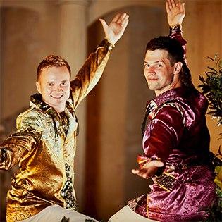 Заказать фольклорный ансамбль на юбилей в Москве, Московской области