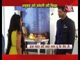 Iss Pyar Kya Naam Doon - Chandni gets scared by Spider