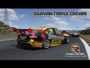 Virgin Australia Supercars Championship Darwin Гонка 2 HD 720p 18 06 2017 Русская озвучка 545TV A21 Network