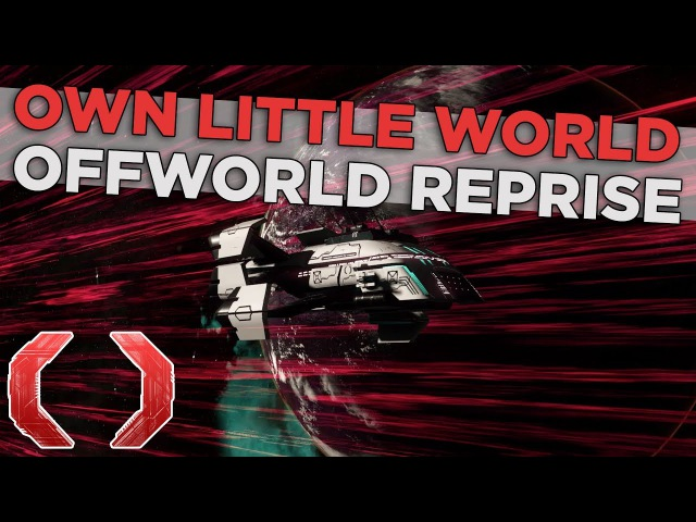 Celldweller - Own Little World (Offworld Reprise) [Official Visualizer]