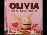 """Tami Reads """"OLIVIA and the Perfect Valentine"""" By: Natalie Shaw"""