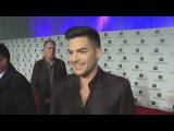 Adam Lambert on One Direction, Saara Aalto and X Factor