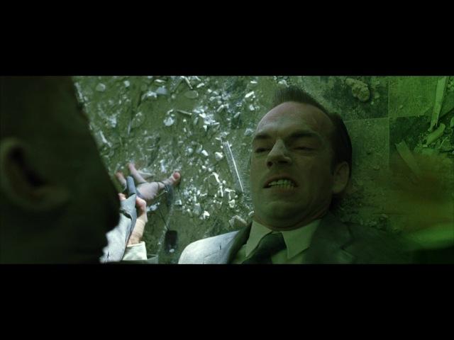 Агент Смит против Морфеуса Agent Smith vs Morpheus Матрица 1999 1080p